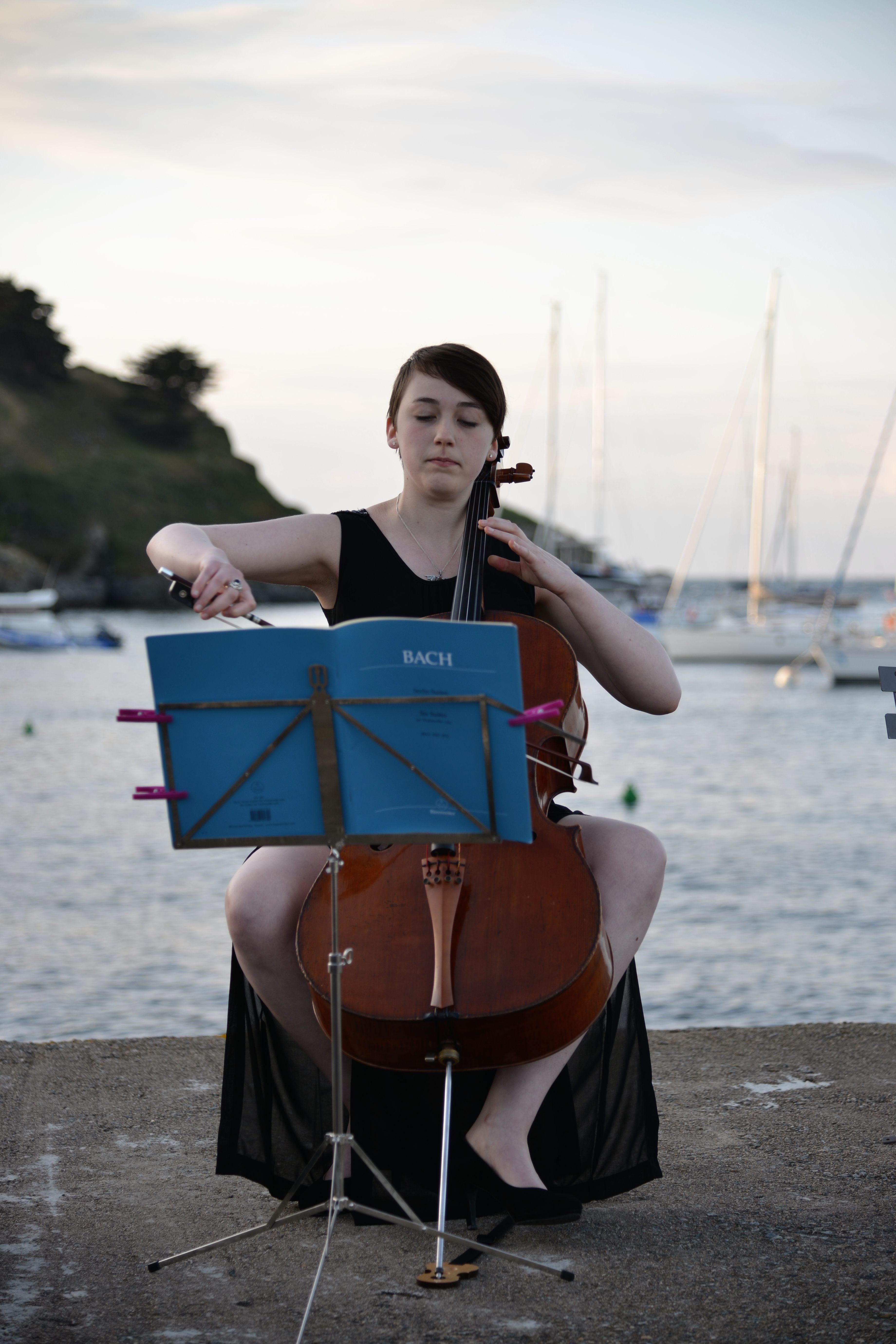 Académie Plage Musicale en Bangor sur le port