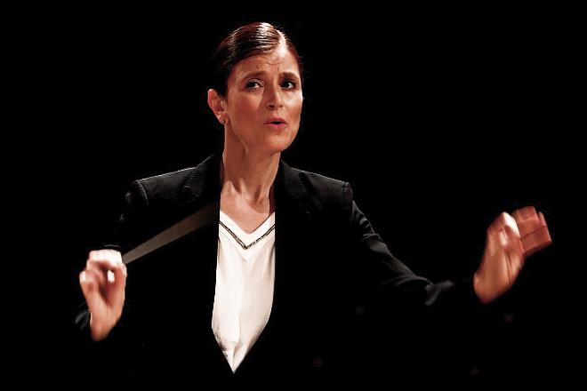 Debora Waldman, Chef d'Orchestre