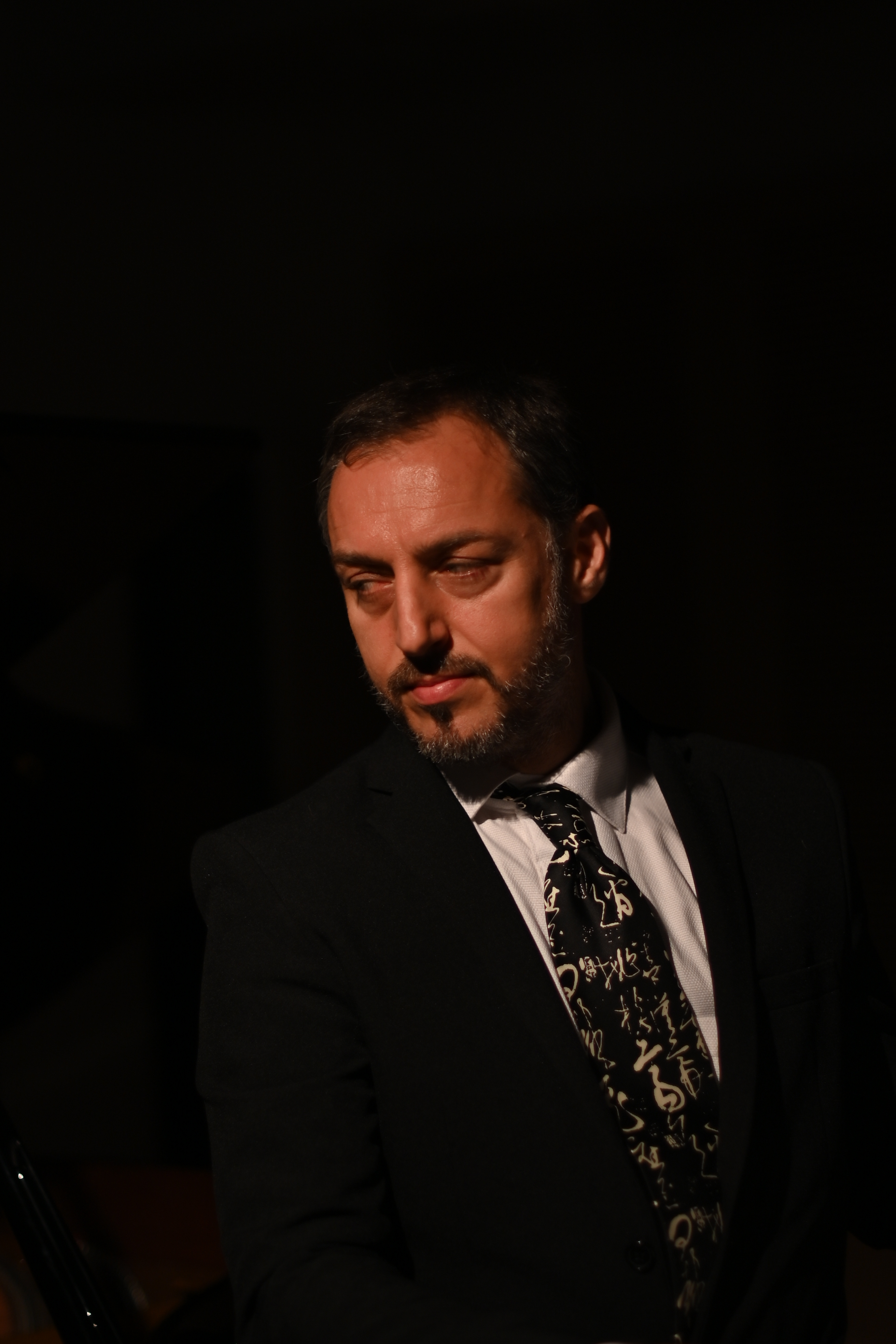 Lucio Prete, baryton basse