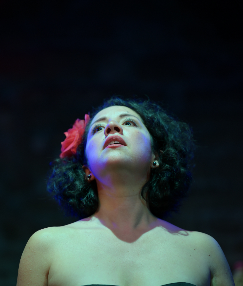Maya Villanueva, Soprano